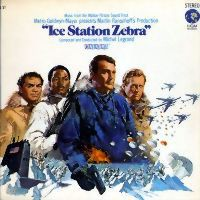 Michel Legrand - Ice Station Zebra: buy LP, Album at Discogs