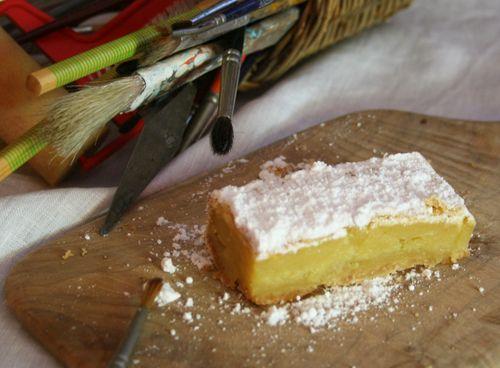 Gâteau au citron de New York
