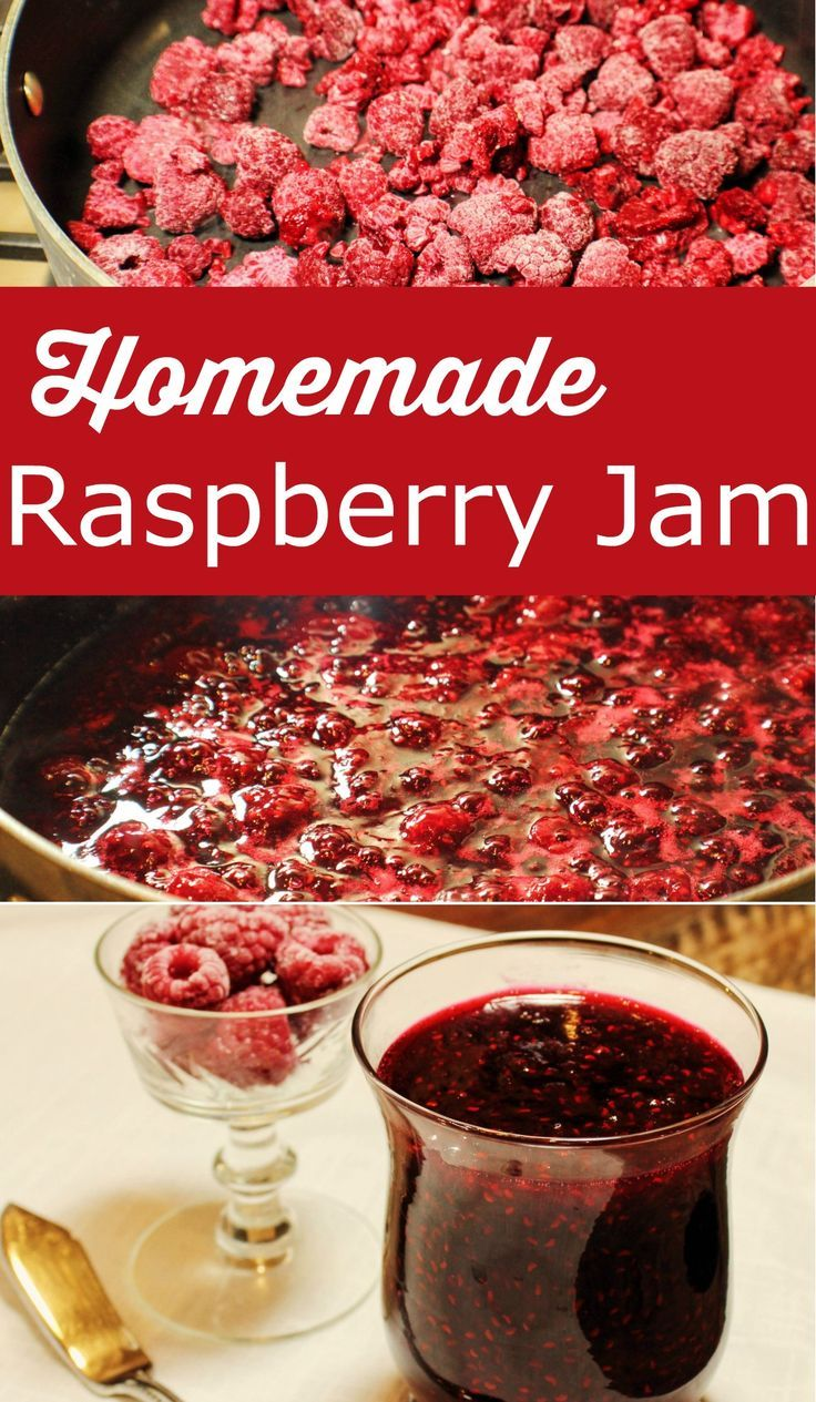 I'd love to learn how to make my own homemade raspberry jam. Looking forward to trying this recipe.