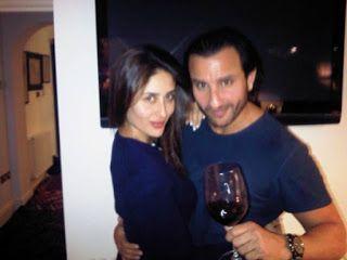 Saif Ali Khan and Kareena Kapoo...