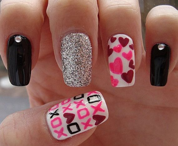 17 Best images about nails♡♥♡ on Pinterest | Nail art