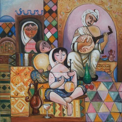 Saadi Dawood - Iraqi Artist