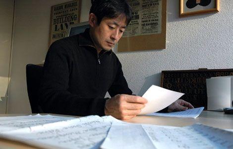 小林 章:タイポグラフィーの境界を超えて | PingMag : 日本発 アート、デザイン、くらし