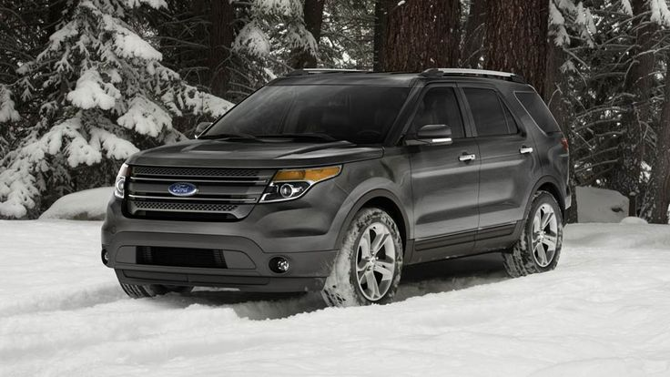 2015 Ford Explorer | Photo Gallery | Ford.com