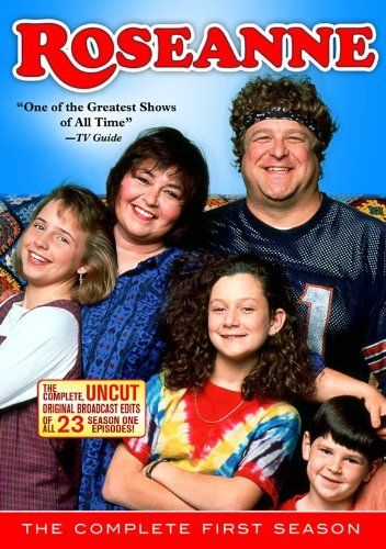 I have the whole series of Roseanne!!! It's my lifeline. Deann Henry