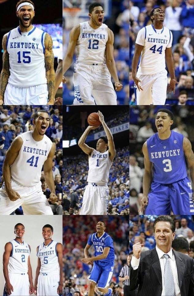 Kentucky wildcat basketball loves dick