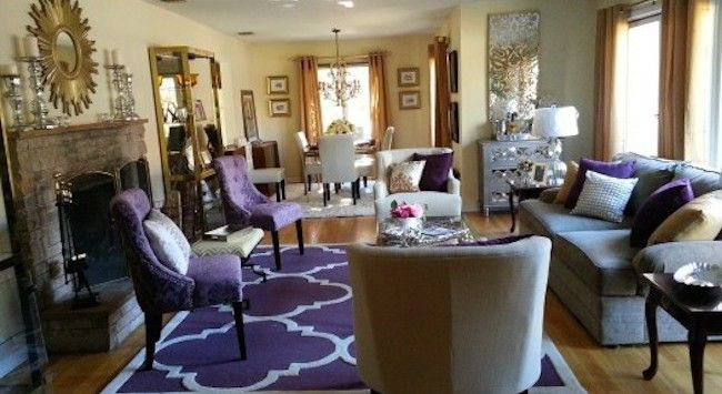 Cathy Customer Finds 2 On Home Goods Living Rooms