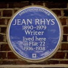 "JEAN RHYS ""My life, which seems so simple and monotonous, is really a complicated affair of cafés where they like me and cafés where they don't, streets that are friendly, streets that aren't, rooms where I might be happy, rooms where I shall never be, looking-glasses I look nice in, looking-glasses I don't, dresses that will be lucky, dresses that won't, and so on."""