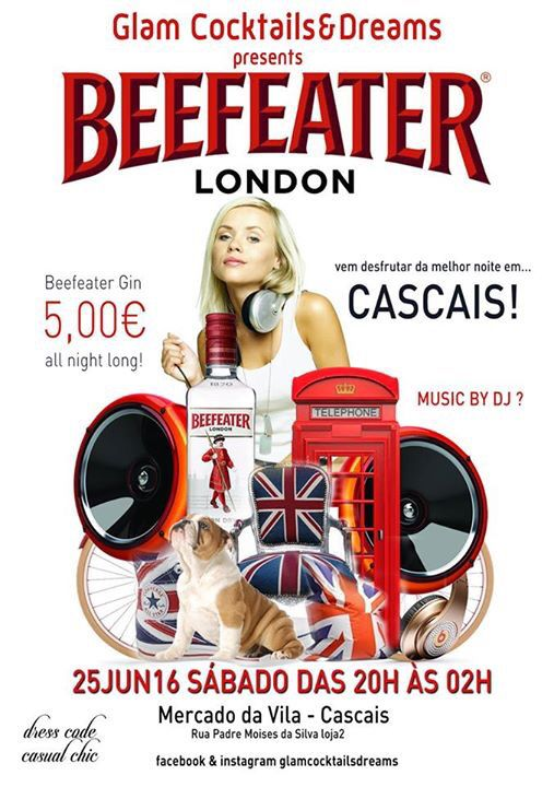 Beefeater Gin event!