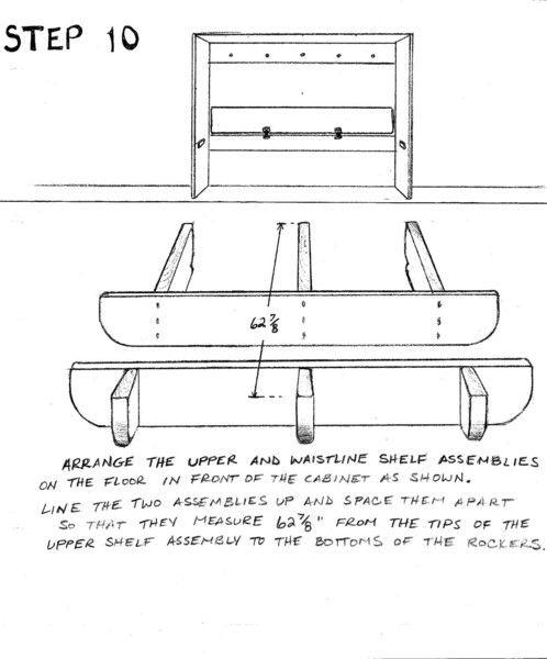 murphy bed installation instructions pdf