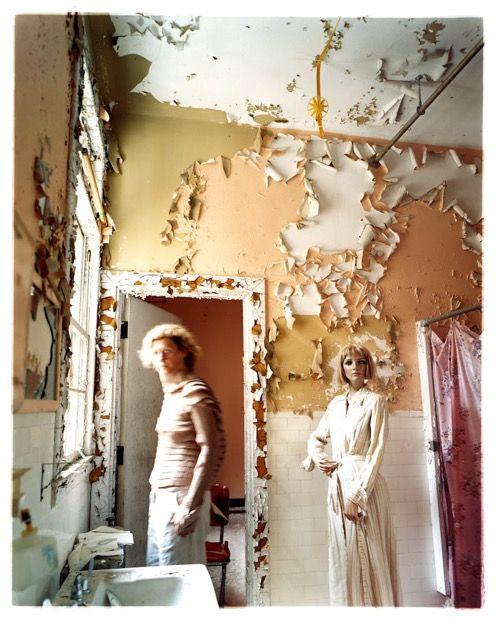 Asia Kepka #selfportrait #mannequin #photography