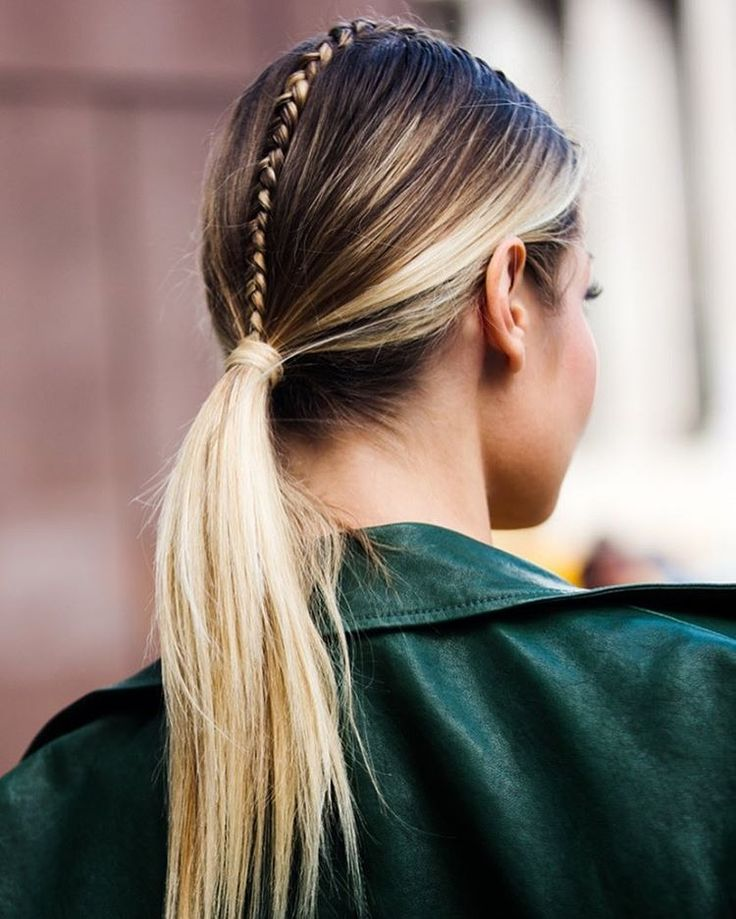 Power hair is the only hair trend you need to know about for the spring.