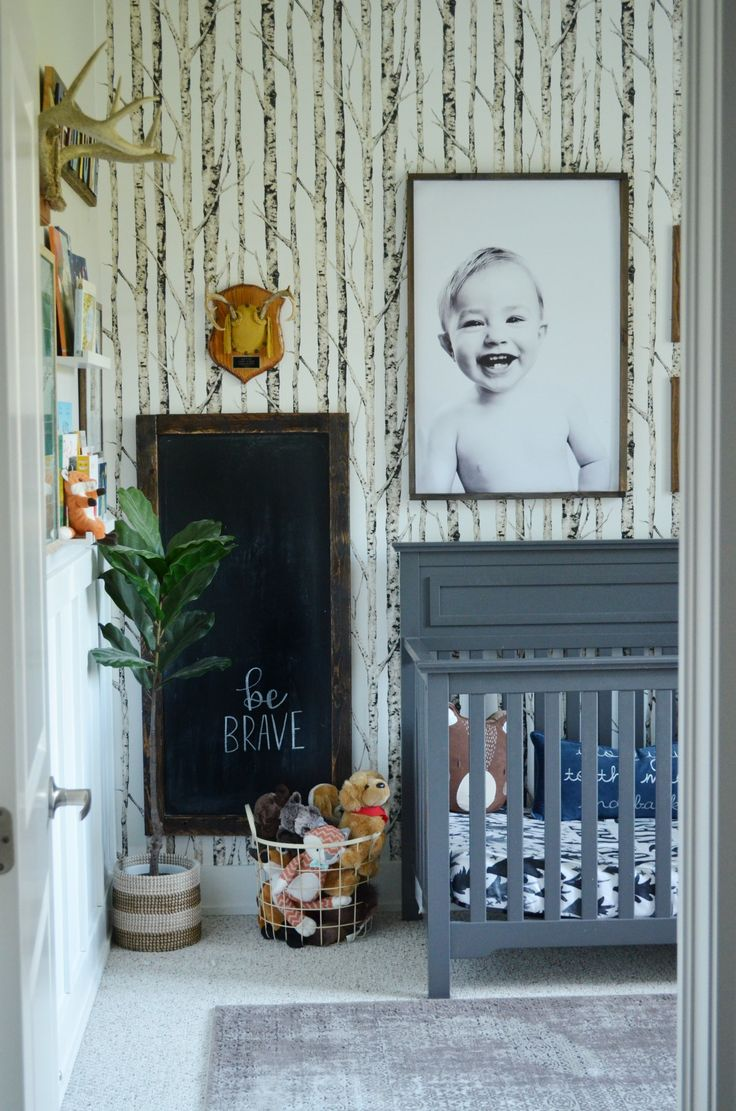 511 best Woodland Nursery Ideas images on Pinterest | Project ...