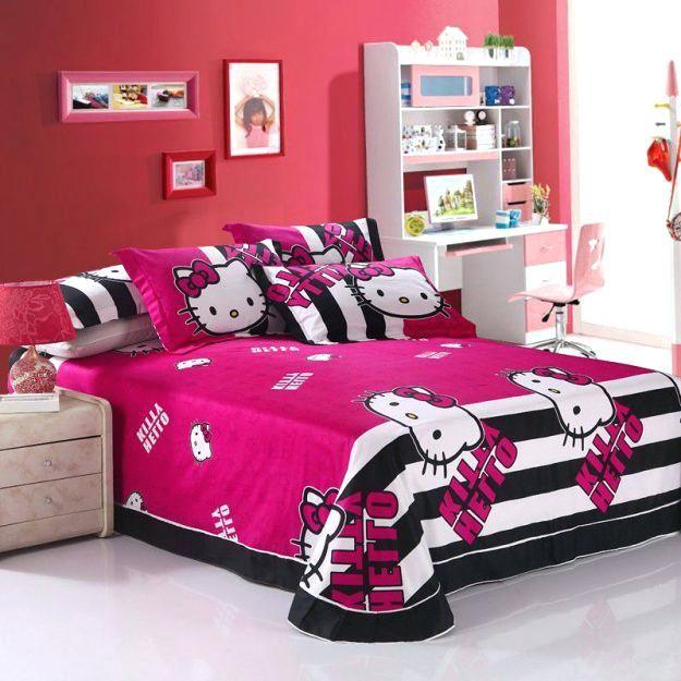 Hello Kitty Bedroom Decor Hello Kitty Bedroom Ideas Rooms Decor