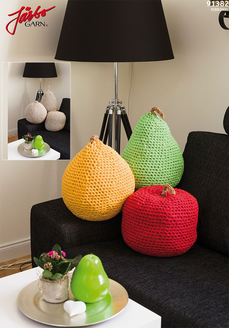 Crochet Fruit With Free Tutorial