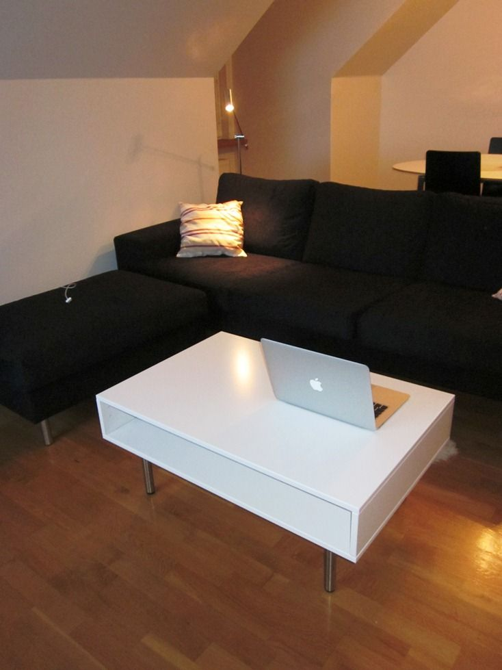53 best living room images on pinterest coffee table for Low lying coffee table