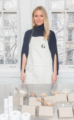 Gwyneth Paltrow shares her morning smoothie recipe straight from the Goop kitchen. Find out how she makes it here: