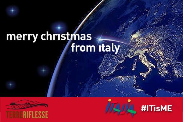 Marry Christmas from #Italy