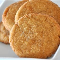 Ирландское имбирное печенье