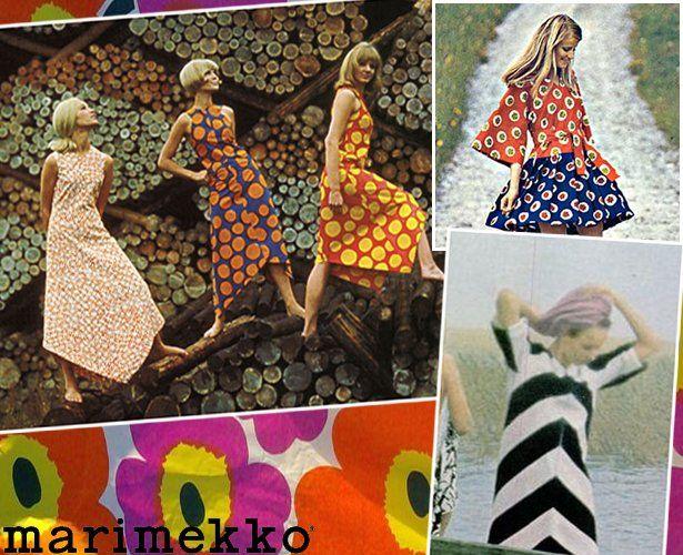 Read the article 'Exploring Vintage Fabric: Marimekko' in the BurdaStyle blog 'Daily Thread'.