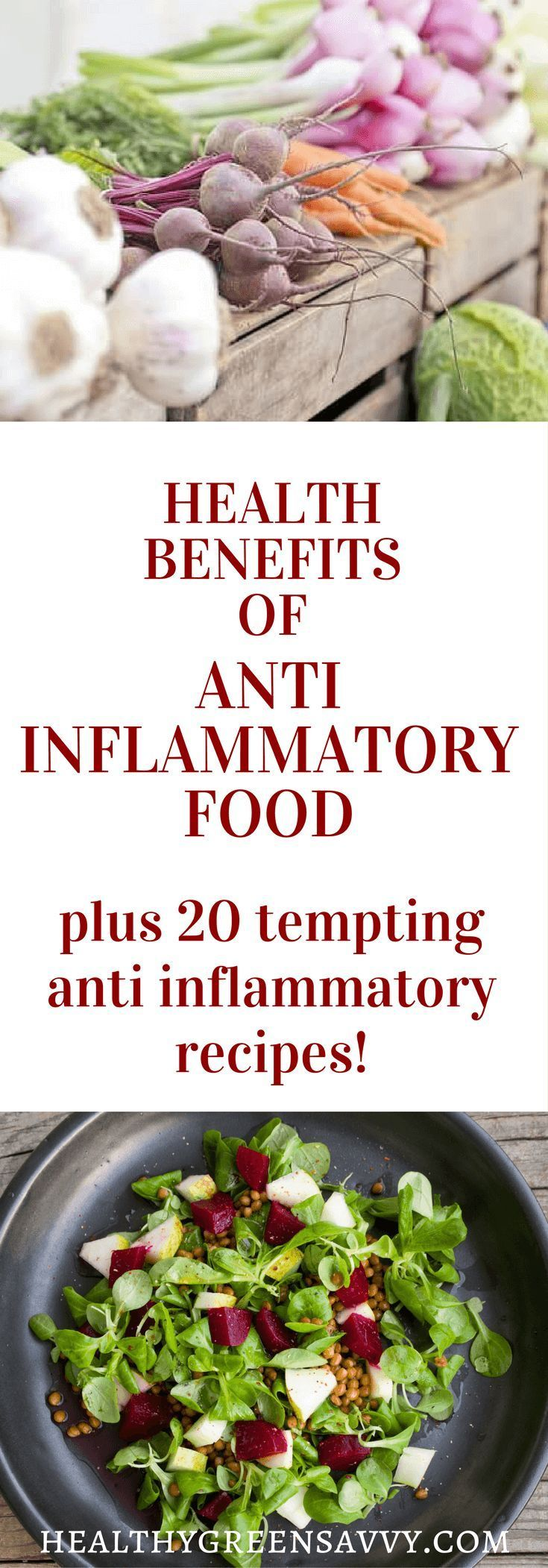 Anti-Inflammatory Food ~ Your Best Defense Against DiseaseHealthyGreenSavvy | Practical Tips for Healthy Living