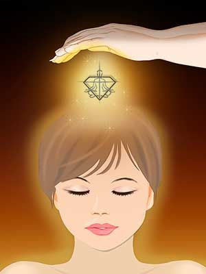 Your hair and its connection to crystals and intuition.
