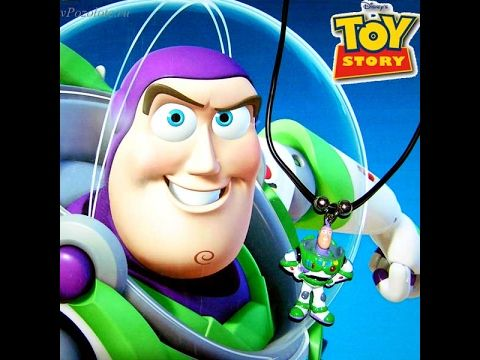 Базз Лайтер из шаров шдм / Buzz Lightyear of balls SHDM