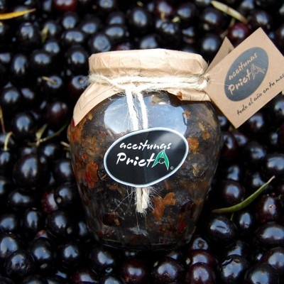 """""""Prieta"""" Black Olives, a 2000-thousand year old delicacy from Spain"""