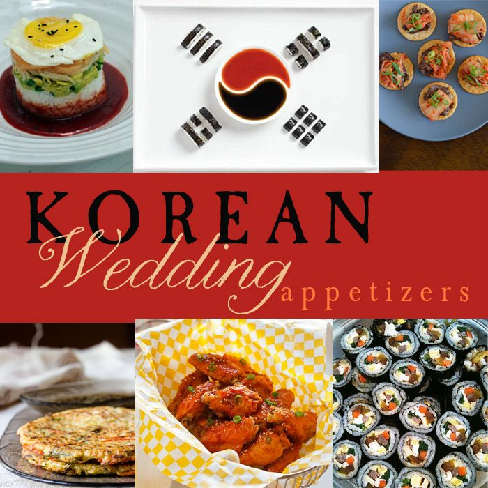 This #YummyMonday blog post by Boston Wedding Planner Donna Kim of The Perfect Details features some great and traditional Korean dishes adapted for your wedding cocktail hour.