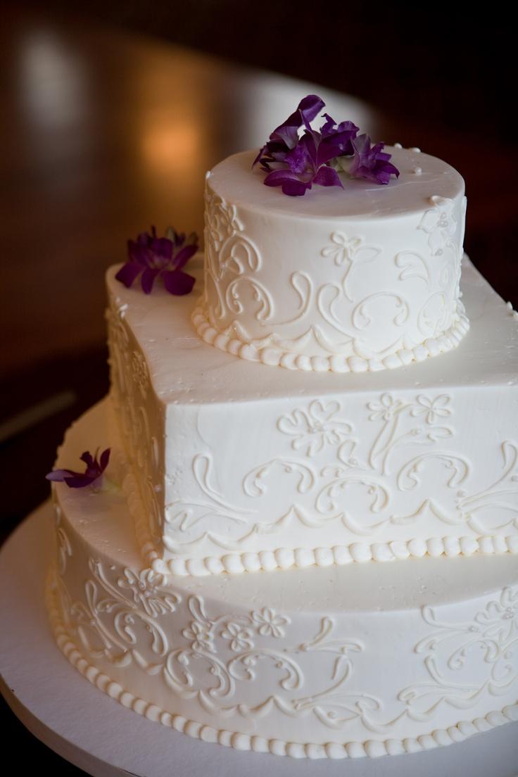 77 best Wedding Cakes images on Pinterest   Wedding cake stands ...