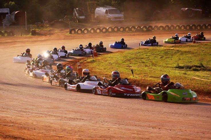 dirt track kart racing - Google Search