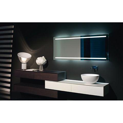 Need a mirror? Look in @megasupplystore reflecting our mirrors by Creators #bathroomideas #bathroommirror #grohe #mirrors #creators #homedecor #home #remodel #megasupplystore #need #beautiful #homedecor #home #modern #modernlook #reflection #lighting by megasupplystore Bathroom designs.