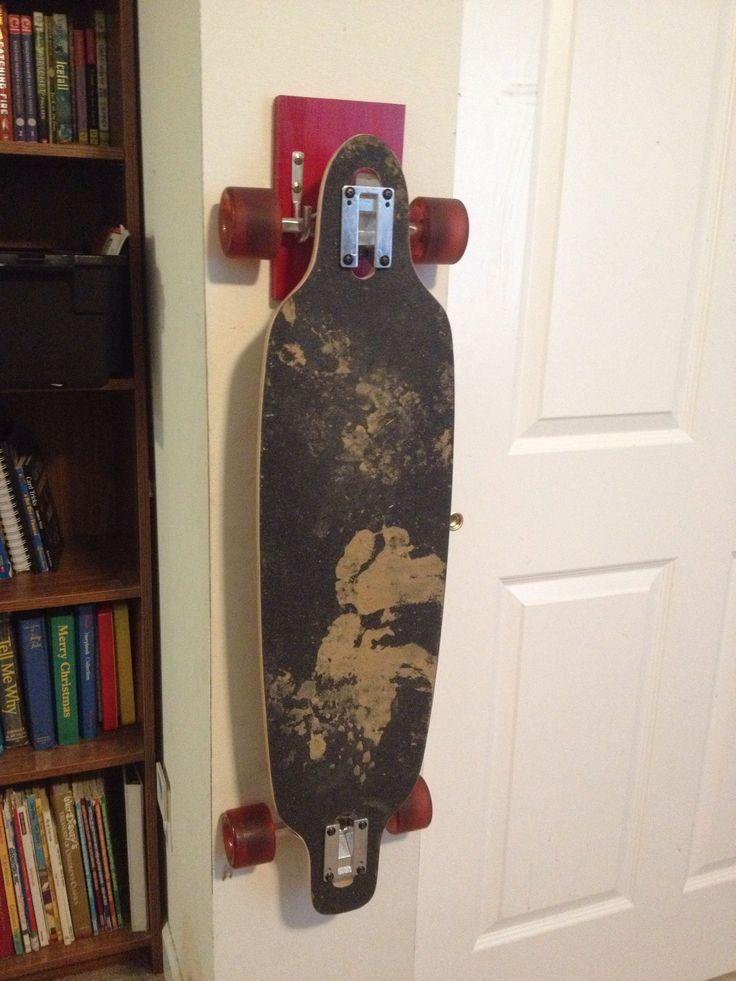 Delightful Skateboard Hanger Pic 1 Ideas