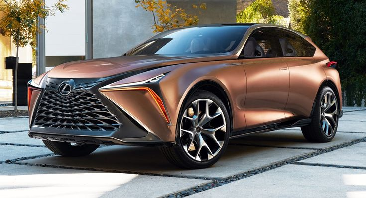 New Lexus LF 1 Limitless Concept Is A Flagship SUV From The Future