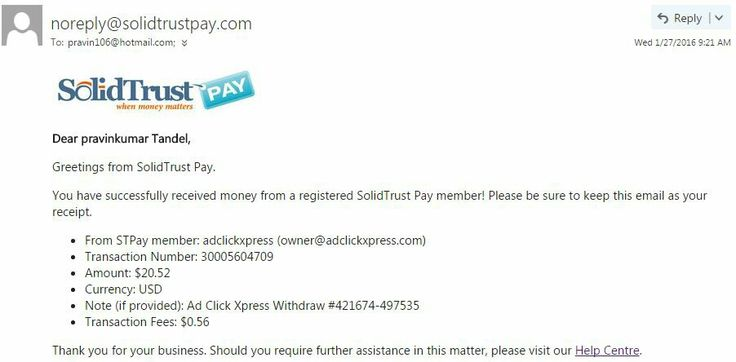 Adclickxpress withdrawal proof.. Join today and start earning....  http://www.adclickxpress.is/?r=7DS6vokeyg&p=mx?