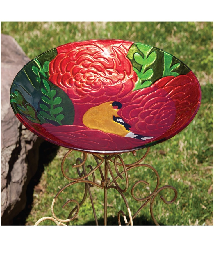 trees and trends patio furniture. Glass Bird Bath At Trees N Trends. Http://www.treesntrends. And Trends Patio Furniture T