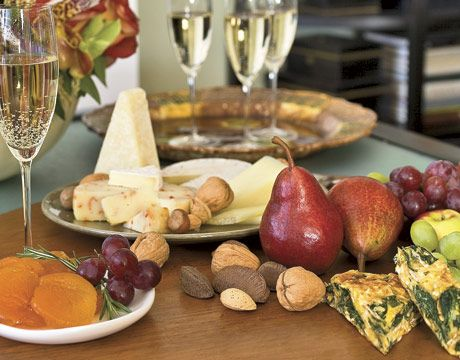 Thanksgiving or Christmas Hors d'oeuvres