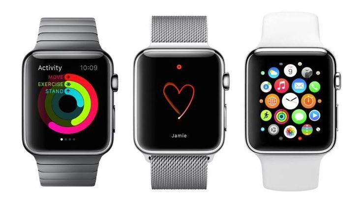 El Apple Watch tendrá un precio de partida de 349/399 dólares para el modelo Sport (38 mm/42 mm), el más básico en acabado