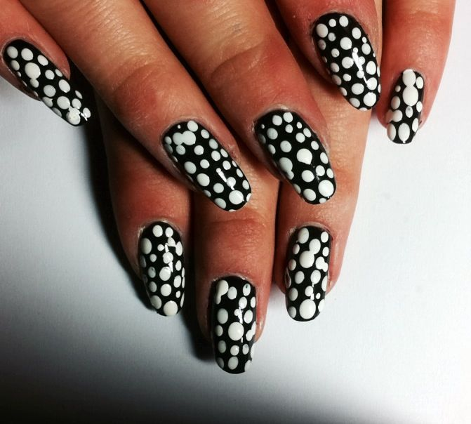 My nails style... My work 03