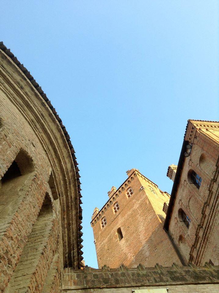 Il 5 novembre 2014, uso questa immagine del Castello per aprire il gruppo facebook MyTurismoER   Carpi su Instagram, che promuove la raccolta di foto e di storie su questa città fatta da chi la abita, la visita e la conosce [ Foto Barbara Bertoni ]