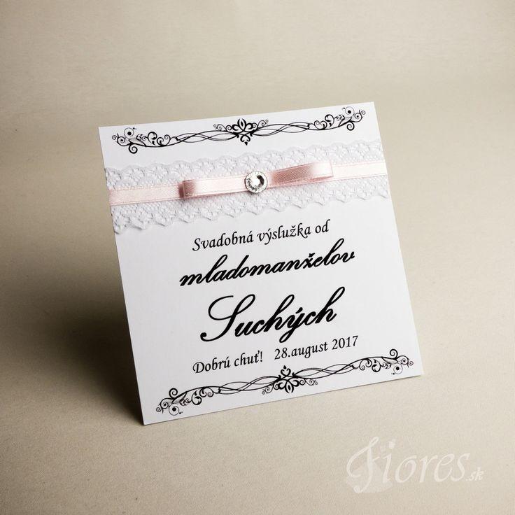 """Svadobné etikety """"Jemná romanca"""" Vytvorili sme pre Vás romantické etikety na výslužky v jemnom svadobnom prevedení."""