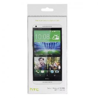 Folia ochronna na ekran HTC Desire 816. Skutecznie ochroni ekran przed zarysowaniami i zadrapaniami.