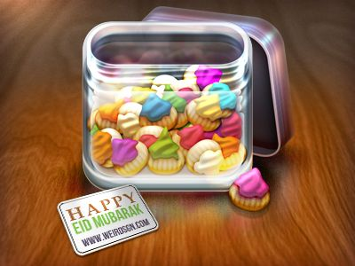 Happy Eid-ul Fitr :) by Aditya Nugraha Putra