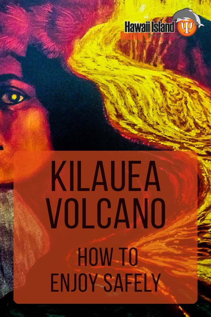 Volcano Hiking Safety Tips #kilauea #bigisland #hawaii #recovery www.hawaiianrecovery.com