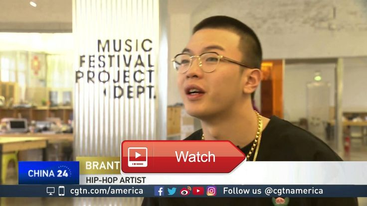 The Rap of China drops underground rappers into online battles  'The Rap of China' airs on one of China's most popular streaming sites Over the past month it's racked up more than