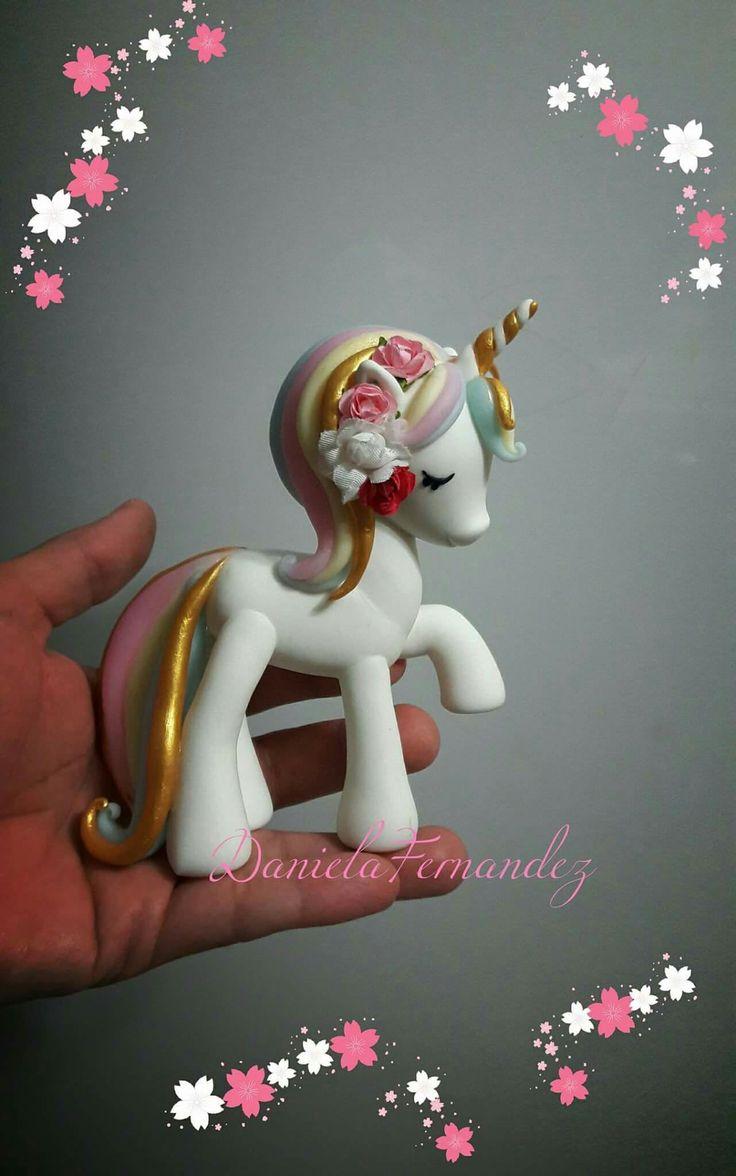 Unicornio hermoso