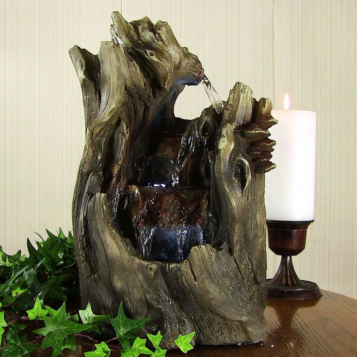 17 best ideas about tabletop fountain on pinterest diy for Homemade tabletop water fountain