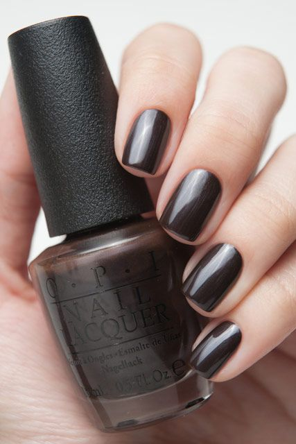 OPI: Love is Hot and Coal