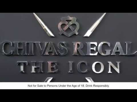 Chivas Regal The Icon: The World's Most Exclusive Vending Machine