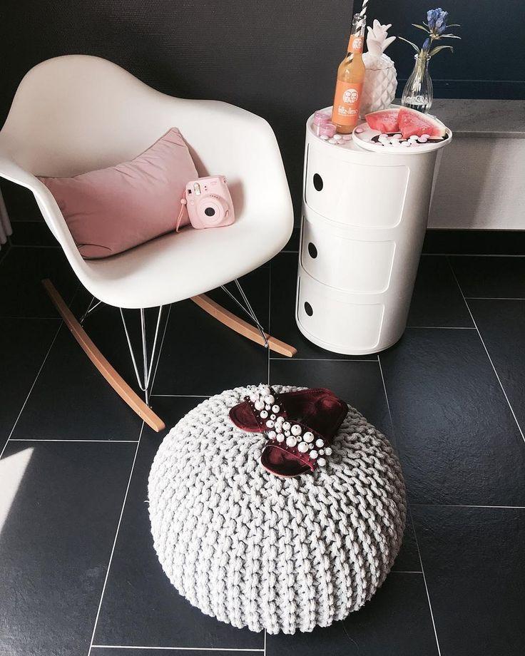die besten 25 nachttisch container ideen auf pinterest beistelltische past nachttisch. Black Bedroom Furniture Sets. Home Design Ideas